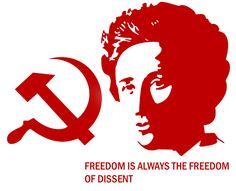 Il marxismo libertario: ROSA LUXEMBURG E LA DISCIPLINA DELLA RIVOLUZIONE d...