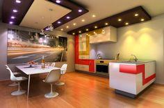 Image result for ultra modern kitchens 2017