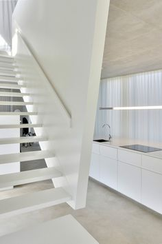 Glass wrapped home in The Netherlands: H House  by Wiel Arets Architects
