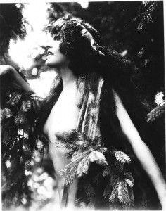 Annette Kellerman (a) Neptune's Daughter(1914), PCRK
