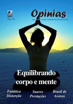 Revista Opinias nº 8 -  janeiro 2015  Uma revista de ideias, pensamentos e pontos de vista.