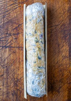 Slice-and-Bake Oatmeal Raisin Chocolate Chip Cookies - Averie Cooks Freezer Cookie Dough, Freezer Cookies, Refrigerated Cookie Dough, Oatmeal Raisin Cookies, Baked Oatmeal, Chocolate Chip Cookies, Chocolate Chips, Chocolate Raisins, Chocolate Oatmeal