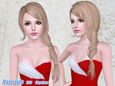 Emma's Simposium: Free Hair Pack #124 By Skysims - Donated/Gifted!!!