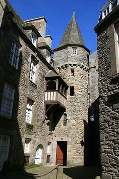 St Malo - Brittany, France