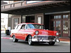 1956 Chevrolet Nomad Wagon 350/400 HP, Automatic for sale by Mecum Auction
