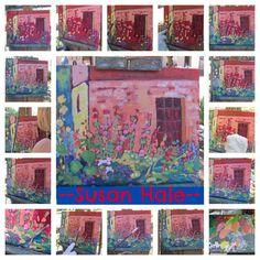 Susan Hale Plein Air Painting Demonstration: Door County