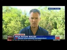 CNN 2014 07 29 Ballistic missiles Ukraine - Some love fireworks and firecrackers in summer, for others it is rather missiles