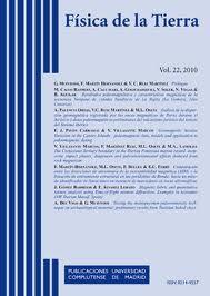 Revista que recoge temas de Geofísica, Geodesia, Meteorología y Oceanografía en español, portugués, francés e inglés. Cada número es de carácter monográfico.