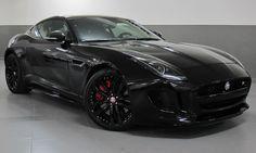 Jaguar F-Type Black