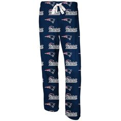 New England Patriots Scoreboard Microfleece Pants - Women ($28) ❤ liked on Polyvore