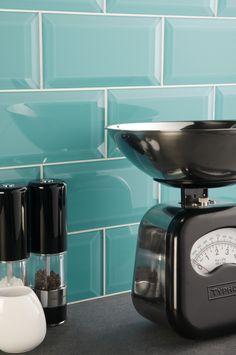 Voor een frisse look in de keuken!