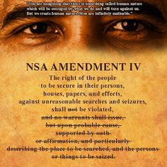 """The extent to which Barack Obama believes fallout from the Snowden revelations is just a joke, was made evident yesterday as the President announced the formation of a new NSA (""""signals Intelligence"""") review board."""