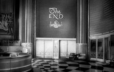 Movie title and typography from the film 'Grand Hotel' directed by Edmund Goulding, starring Greta Garbo, John Barrymore, Joan Crawford, Wallace Beery Grand Budapest Hotel, Grand Hotel, Wes Anderson Hotel, Best Picture Winners, Thats All Folks, Title Card, Movie Titles, Hotel Interiors, Hotel S