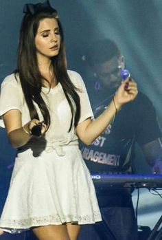 Lana Del Rey in Chile