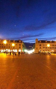 Piazza Galimberti Cuneo