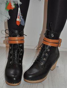 Swedish Hasbeen beauties- the Dansko-wearing nurse in me really likes these!!!