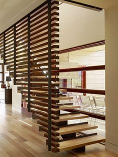 balustrada din lemn 2
