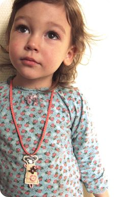 cuddly necklace