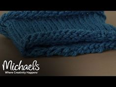 How to Use the Knit Quick Loom | All Things Yarn | Michaels - YouTube