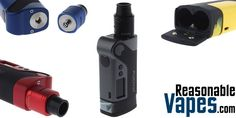 Sigelei Fuchai Vcigo K2 Box Mod Kit - $42.95 #ModKits #BoxMods #RDA #Vape #VapeDeals #VapeFam #VapeLife #Vaping