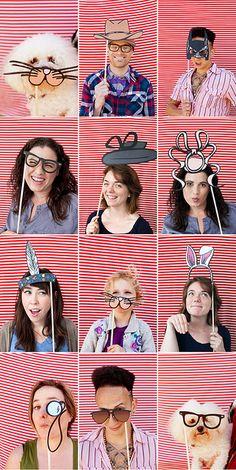 Idées accessoires photobooth