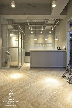 나는김정현이다 님의 포스팅 Hair Salon Interior, Studio Interior, Dental Office Design, Modern Office Design, Shop Interiors, Office Interiors, Reception Desk Design, Cafe Concept, Hospital Design