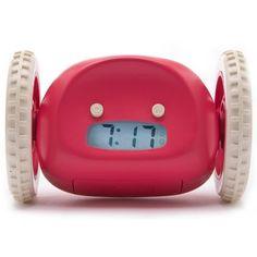 Clocky Alarm Clock Raspberry, 35€, now featured on Fab.