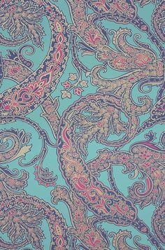 Patara | Osborne & Little wallpaper paisley