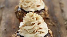 Toffee Crunch Cupcakes Recipe