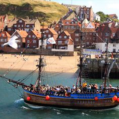 Whitby Town and Harbour