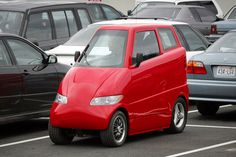 The Tango 600-and i thought the smart car was small!
