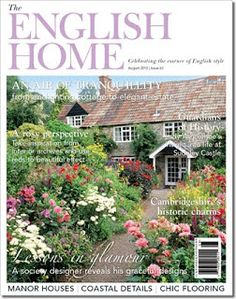 English country cottage on pinterest english cottages for Country cottage magazine