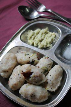 Upma Kozhukattai Recipe / Rice Rava Kozhukattai Recipe / Arisi Rava Kozhukattai Recipe / Pidi Kozhukattai Recipe | #India #Food #Recipes