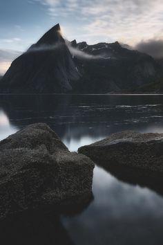 visualempire: Lofoten island | Simon Roppel |... - L U X U R Y E R A