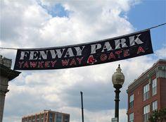 Boston Red Sox!