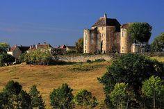 Château de la Reine Margot ~ Dordogne ~ France