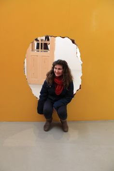 """VIAGGIO DI ISTRUZIONE ALLA 56° BIENNALE DI VENEZIA 2015 Ai Giardini. Liceo Artistico """"Stagio Stagi"""" Pietrasanta"""