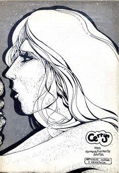 ESPAÑA - COMIC UNDERGROUND CERRUS - MADRID 1976 - Foto 1