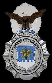 USAF Air Security Police