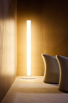 #Takè floor lamp by Lumen Center