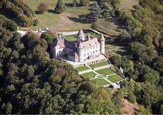 Château de Virieu Auvergne-Rhône-Alpes France