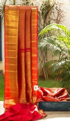 Kanchivaram Silk L03001 | Lakshmi