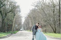 板橋蘿亞手工婚紗 Royal handmade wedding dress 婚紗攝影 海外婚紗 海外旅拍