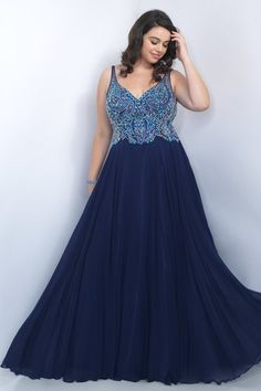 Ball Gowns - Pink by Blush Prom Too - Plus Size Style 11058W