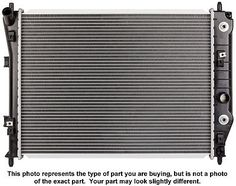 New Top Quality Radiator Fits Chrysler Dodge And Plymouth Minivans