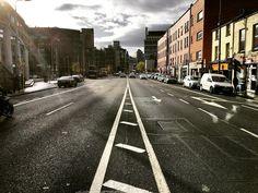 A little #perspective on Amiens Street in #Dublin. #road #urban #city #IgersDublin #Ireland #Eire #travel #tourism #tourist #leisure #life #AmiensStreet