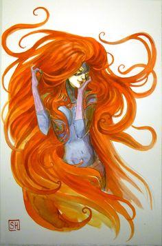 Medusa by Stephanie Hans