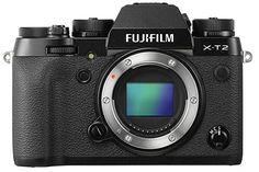 Fujifilm Mirrorless Fuji X Digital Camera Body Black Cameras Nikon, Nikon Dx, Camera Olympus, Fuji X, Camera Deals, Dslr Photography Tips, Photography Equipment, Improve Photography, Photo Equipment