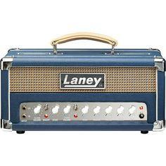 Laney Lionheart Studio Guitar Amplifier Head ClassA Tube USB Audio Interface - Guitar Amplifiers - Ideas of Guitar Amplifiers Electric Guitar And Amp, Guitar Amp, Guitar Classes, Dark Tide, Fender American Standard, Valve Amplifier, Electronic Circuit Projects, Tube, Pure Products