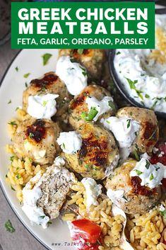 Ground Chicken Recipes, Easy Chicken Dinner Recipes, Entree Recipes, Healthy Dinner Recipes, Cooking Recipes, Amish Recipes, Dutch Recipes, German Recipes, Healthy Meals